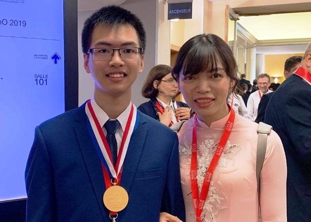 Thủ khoa chuyên Hóa THPT chuyên Lam Sơn giành HCV Olympic Hóa học Quốc tế - 1