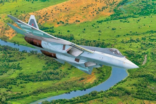 """80 năm kiến tạo những """"huyền thoại"""" bầu trời của tập đoàn Sukhoi  - 10"""