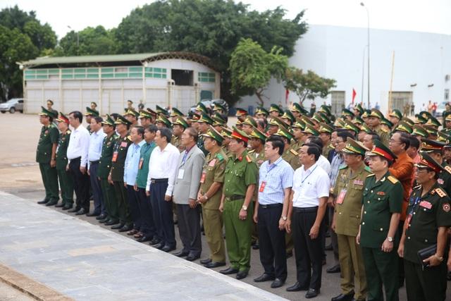 Lực lượng vũ trang Việt Nam - Lào tuần tra song phương trên tuyến biên giới - 2
