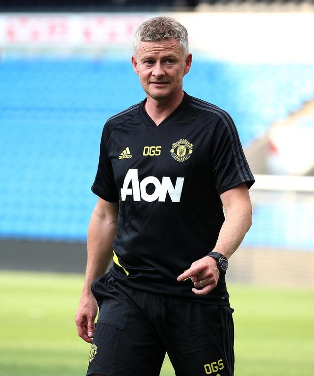 Man Utd luyện công ở Na Uy chờ con trai của Ole Solskjaer - 2