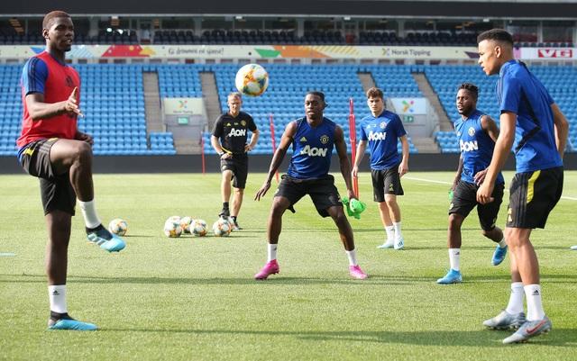 Man Utd luyện công ở Na Uy chờ con trai của Ole Solskjaer - 21