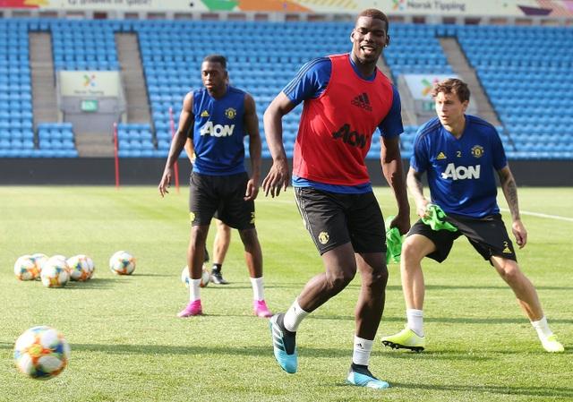Man Utd luyện công ở Na Uy chờ con trai của Ole Solskjaer - 13