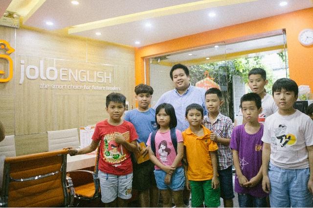 Lớp học Thuyết trình tiếng Anh cùng Đỗ Nhật Nam: Cho đi tri thức, nhận lại yêu thương - 4