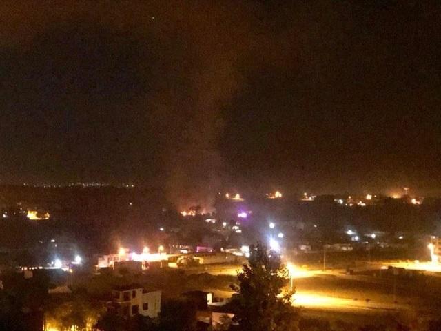 Máy bay quân sự Pakistan rơi trúng khu dân cư, ít nhất 19 người thiệt mạng - 3