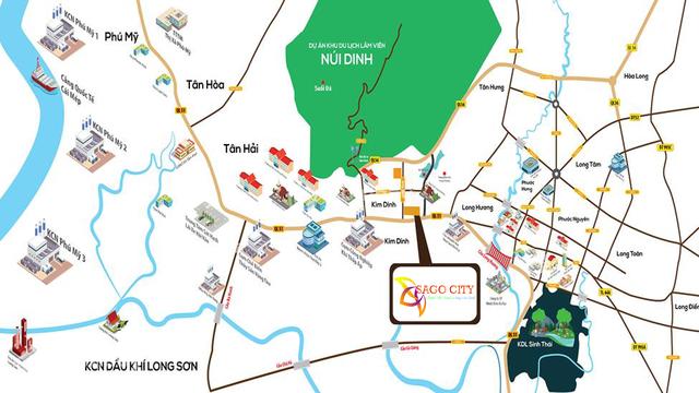 Bà Rịa Vũng Tàu: FLC phát triển tổ hợp du lịch tại Núi Dinh, bất động sản khu vực sôi động - 2