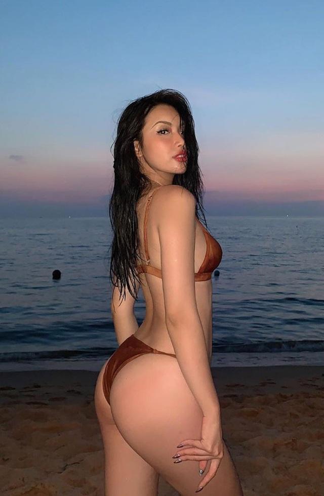 Hot girl Sài thành tiết lộ bí quyết để quyến rũ như gái Âu Mỹ - 7