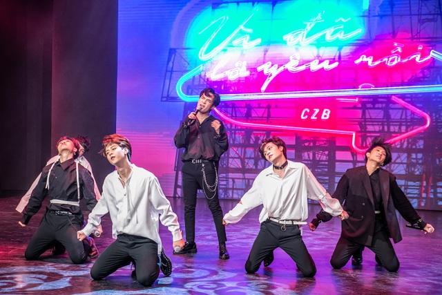 Nhóm nhạc CZB của Việt Nam thừa nhận lấy BTS làm hình mẫu - 2