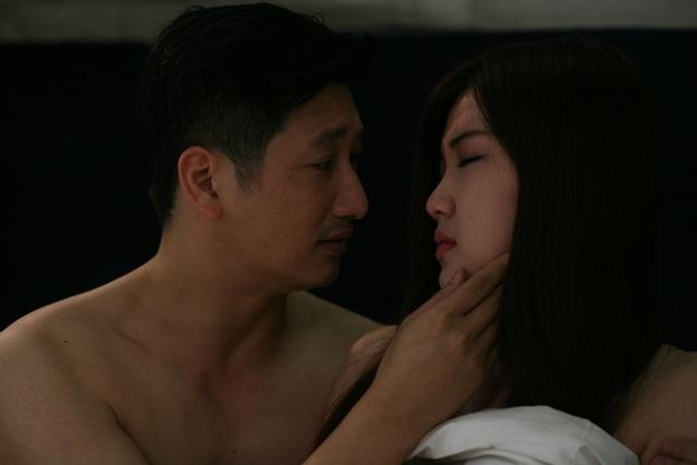 Lương Thanh ái ngại khi đóng cảnh giường chiếu, làm người thứ ba - 5