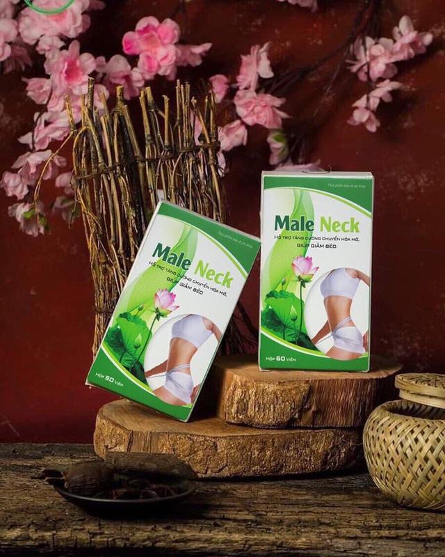 Thực phẩm bảo vệ sức khỏe Male Neck– Liệu pháp giảm cân an toàn từ thảo dược - 1