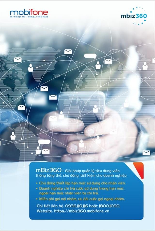 mBiz360 - giải pháp quản lý tiêu dùng thông minh cho doanh nghiệp hiện đại - 1