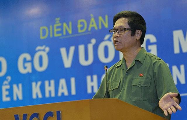 Chủ tịch VCCI: Không thể để 30% GDP với hơn 5 triệu hộ kinh doanh ngoài vòng pháp luật - 1