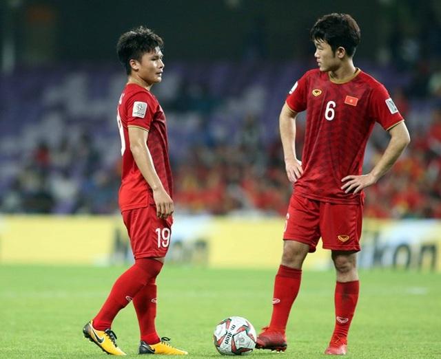 Xuân Trường, Quang Hải và các chuyên gia đá phạt của đội tuyển Việt Nam - 1