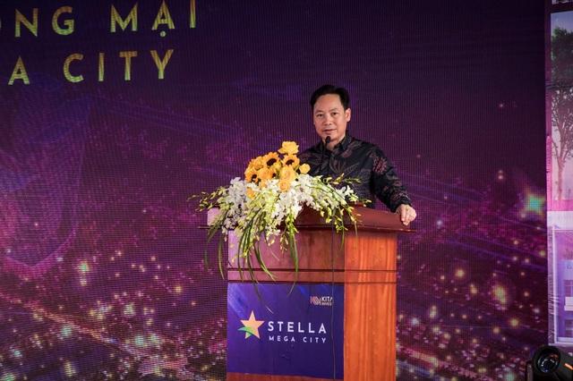 Kita Invest chính thức khởi công khu nhà phố thương mại - Dự án Stella Mega City - 3