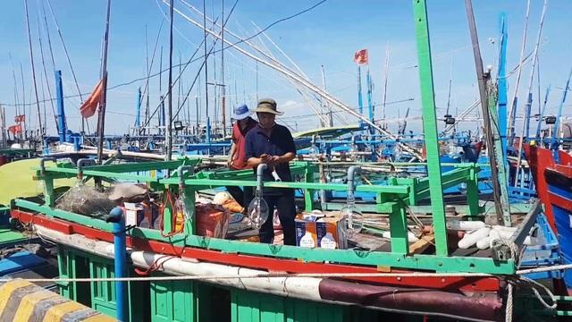 Phú Yên: 145  tàu cá nằm bờ giữa mùa cá ngừ vì ...chiều dài dưới 15 m - 3