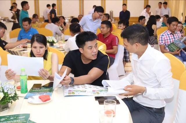 Sức hút căn hộ TSG Lotus Sài Đồng trong sự kiện mở bán - 1