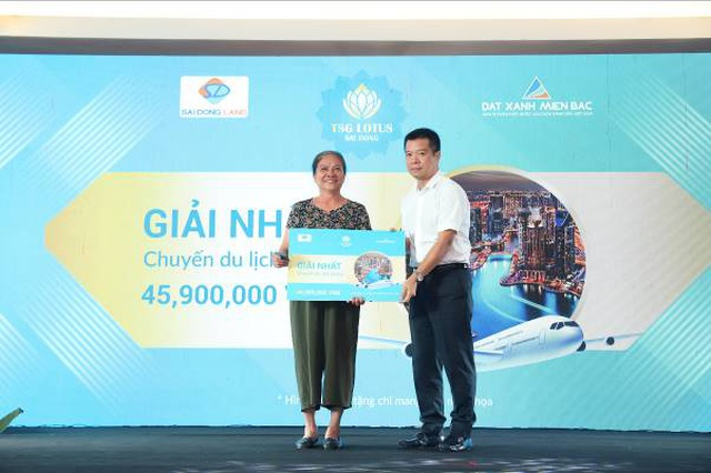 Sức hút căn hộ TSG Lotus Sài Đồng trong sự kiện mở bán - 4
