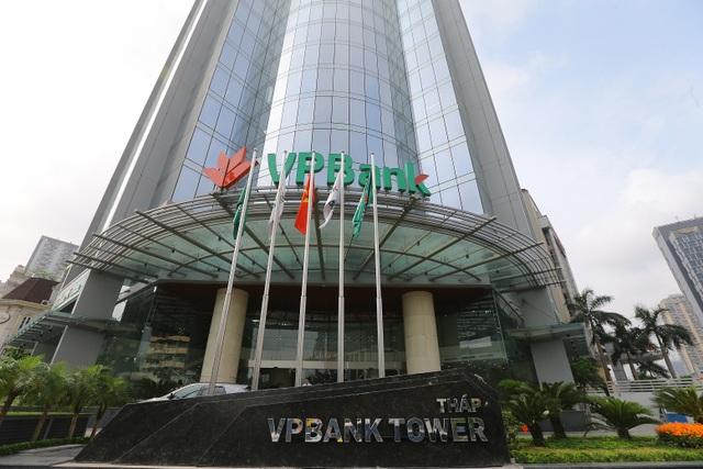 Lợi nhuận quý II của VPBank tăng gần 44% so với quý I, chất lượng tài sản chuyển biến tích cực - 1
