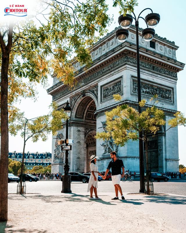 Vì sao nên đến Paris vào mùa thu? - 1
