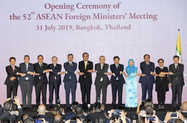 Tuyên bố chung của ASEAN bày tỏ quan ngại về Biển Đông - 1