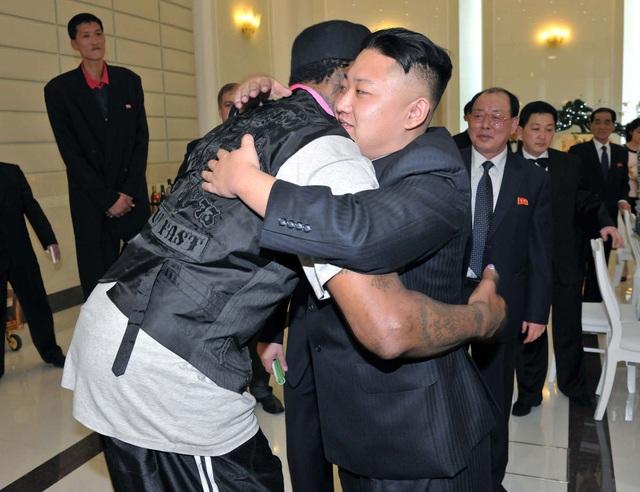 Tình bạn của các nhà lãnh đạo, chính trị gia thế giới - 2