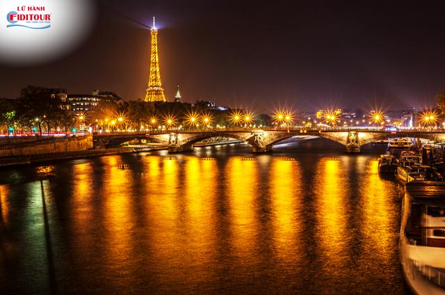 Vì sao nên đến Paris vào mùa thu? - 2