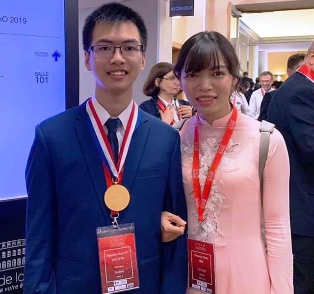 Cậu học trò xứ Thanh quyết tâm đổi màu huy chương Olympic Hóa học Quốc tế - 1