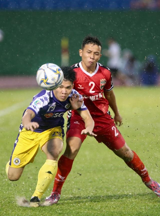 Bình Dương 0-1 CLB Hà Nội: Văn Quyết ghi bàn - 5