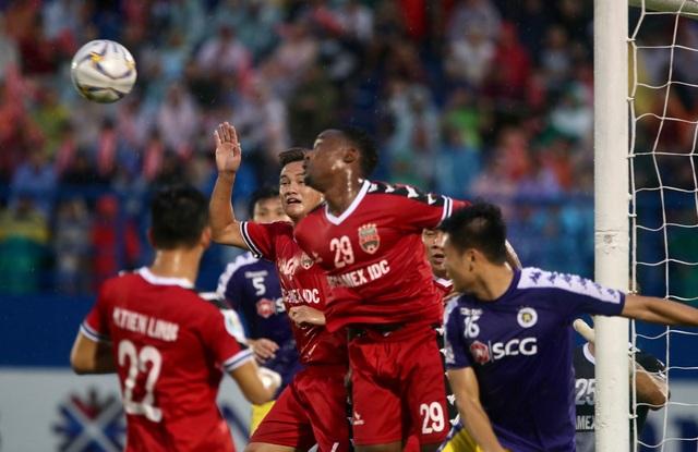 Bình Dương 0-1 CLB Hà Nội: Văn Quyết ghi bàn - 6