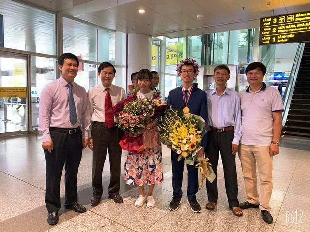 Cậu học trò xứ Thanh quyết tâm đổi màu huy chương Olympic Hóa học Quốc tế - 2
