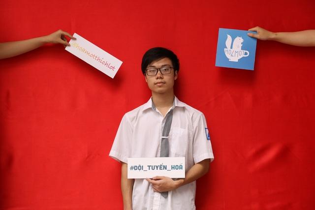 Việt Nam lần đầu tiên đoạt 40/40 điểm Olympic Hóa học Quốc tế: Vỡ òa hạnh phúc - 1