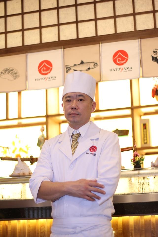 Hé lộ nơi thỏa sức đam mê với ẩm thực Nhật Bản - 2