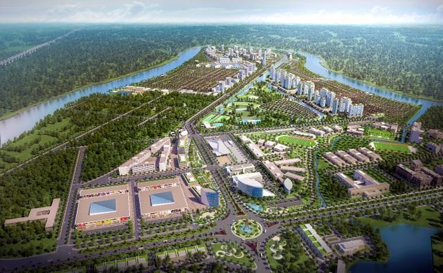 """""""Choáng ngợp"""" với thành phố bên sông Waterpoint - 1"""