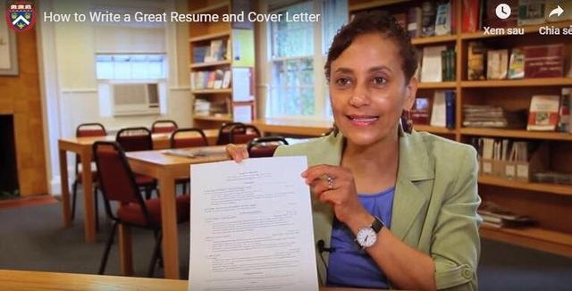 Chuyên gia cố vấn nghề ĐH Harvard tiết lộ cách viết bức thư xin việc hoàn hảo - 1
