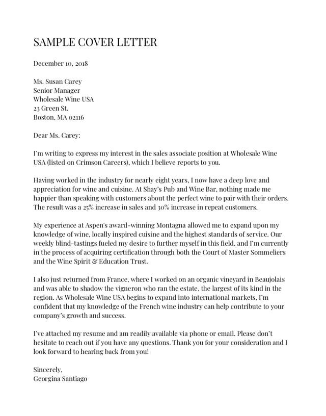 Chuyên gia cố vấn nghề ĐH Harvard tiết lộ cách viết bức thư xin việc hoàn hảo - 2