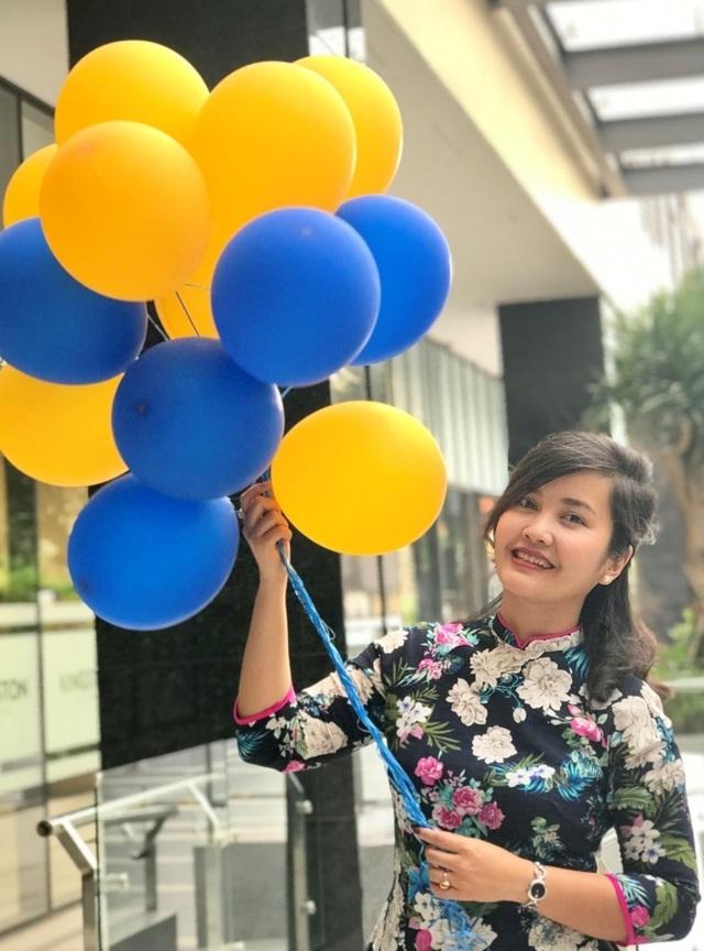 Cô gái Việt bỏ vị trí giám đốc dự án rẽ ngang làm khởi nghiệp ở thung lũng Silicon - 1