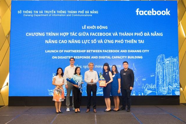 Facebook và Đà Nẵng hợp tác nâng cao năng lực số và ứng phó thiên tai - 1