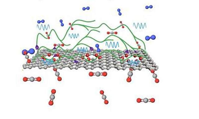 Graphene có thể là chìa khóa cho các màng lọc CO2 thế hệ tiếp theo - 1