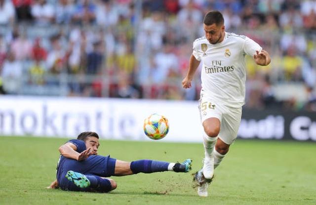 Real Madrid 0-1 Tottenham: HLV Zidane nối tiếp chuỗi ngày thất vọng - 4