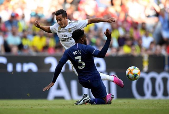 Real Madrid 0-1 Tottenham: HLV Zidane nối tiếp chuỗi ngày thất vọng - 1