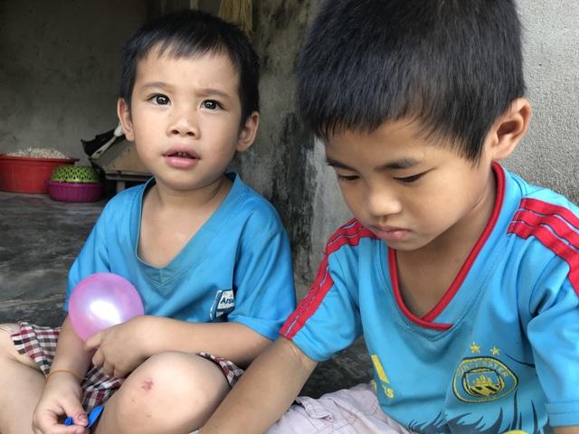 Xót thương những đứa trẻ nheo nhóc lo...người cha không ăn được cơm - 4