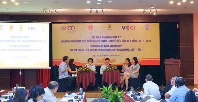 Lao động Việt: Nhiều nhưng ...yếu! - 1