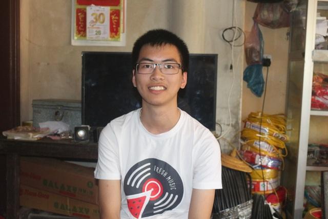 Cậu học trò xứ Thanh quyết tâm đổi màu huy chương Olympic Hóa học Quốc tế - 3