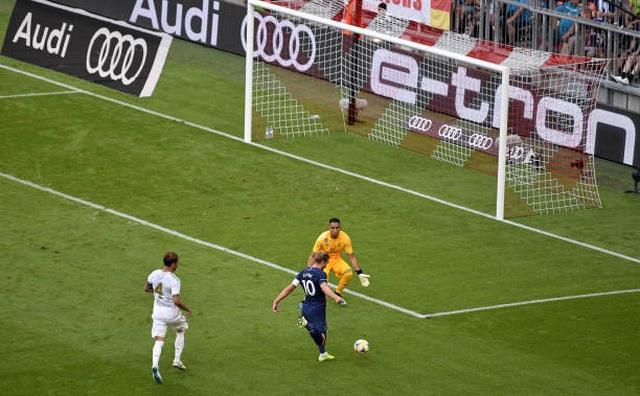 Real Madrid 0-1 Tottenham: HLV Zidane nối tiếp chuỗi ngày thất vọng - 2