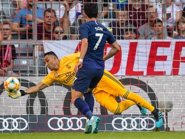 Real Madrid 0-1 Tottenham: HLV Zidane nối tiếp chuỗi ngày thất vọng - 5