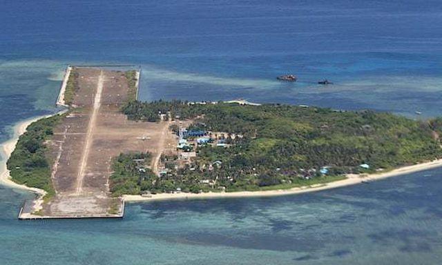 Philippines phản đối Trung Quốc đưa hơn 100 tàu áp sát đảo Thị Tứ - 1