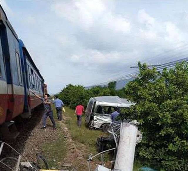 Tai nạn giao thông đường sắt gây chết người tăng cao - 1