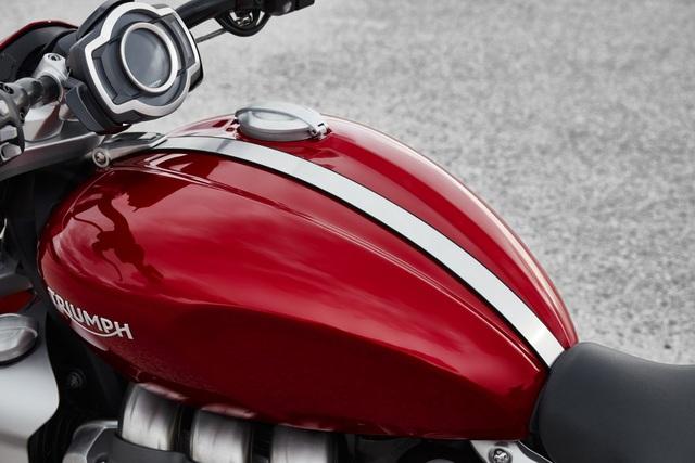 Triumph gây choáng với Rocket dung tích 2.500cc - 11