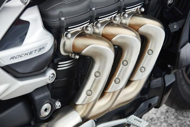 Triumph gây choáng với Rocket dung tích 2.500cc - 18