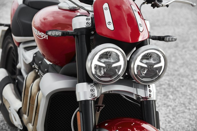 Triumph gây choáng với Rocket dung tích 2.500cc - 7