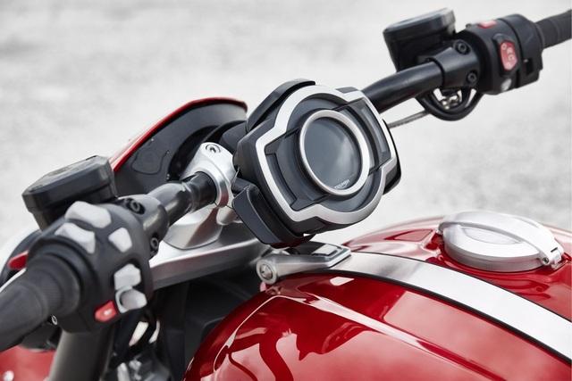 Triumph gây choáng với Rocket dung tích 2.500cc - 8